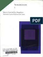 Nocoes de Prob e Estatistica - Magalhaes - 5 Ed
