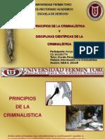 27-02-2014. Principios y Disciplinas de La Criminalistica.