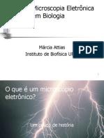 Microscopia Eletronica Em Biologia -PDF