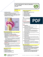 Disease Modifying AntiRheumatic Drugs