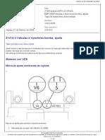 Ajuste de Válvulas D13 A.pdf