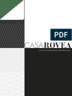 Casarovea Brochure Presentation
