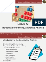 MME3271_Lecture02_IntroductionToTheQuantitativeAnalysis