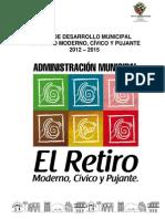 Plan de Desarrollo Municipal El Retiro