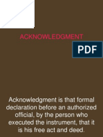 Acknowledgment (legal forms)