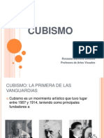 Cubismo Diapositivas Listo