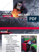 Arc Welding Basics Lecture (1)