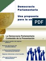 De Trabajo Parlamentarismo NUEVO Pp2007