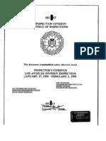 FBI Performance Appraisal Report for Edward Curran