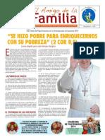 EL AMIGO DE LA FAMILIA domingo 2 marzo 2014