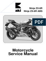 Service Manual ZX6R