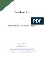 Aprendiendo Java
