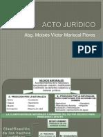 Diapositivas Acto Jurídico