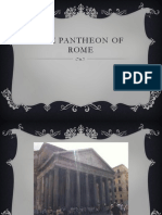 The Pantheon of Rome PPT