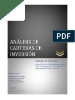 Finanzas Informe Final