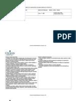 Formato de Planificacion de Matematica Unidad 3