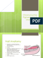 Chromonychia
