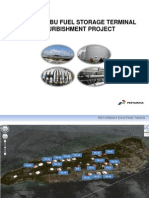 Pulau Sambu Fuel Storage Terminal Refurbishment Project