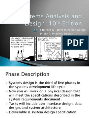 Chapter 8 Ppt Graphical User Interfaces Human Computer Interaction