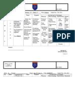 F-CAL17  WEEKLY PLAN ELE 11-12 3° OAXACA XXV