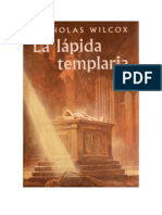 Nicholas Wilcox - La Lapida Templaria