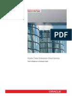 Taleo Enterprise Cloud Service Ep 1697013