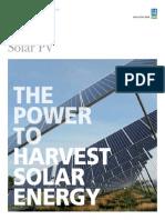 Solar Brochure
