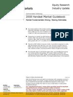 CIBC 2008 Handset Guide