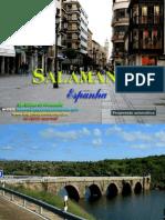 Paisagens Salamanca Espanha