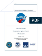 System Security Plan Template 120512_508