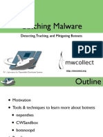 Detecting Botnets and Malware