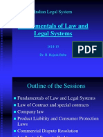 01 Indian Legal System 2013