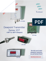 Dew Point Meter Xentour