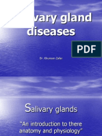 Salivary Gland Diseases