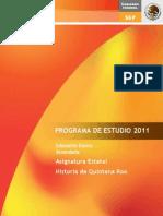 c 1 Historia Quintana Roo