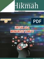 Majalah Elhikmah Edisi 1