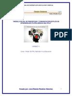 Modelo de la PNL de la Percepción y Comunicación UNIDAD IV
