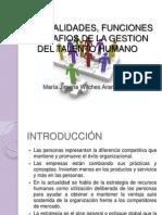 Capitulo 1. Generalidades Funciones y Desafios de La Gestion