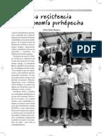 LA RESISTENCIA Y AUTONOMÍA PURHÉPECHA
