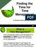 Time Management Presentation (1)