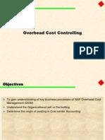 Cost Center