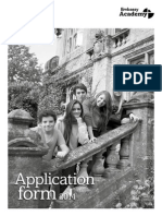 EmbassyCES Application 2014