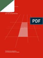 Análisis de la CNC de los Problemas de Competencia en el Mercado del Suelo en España