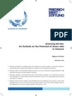 Greening ĐổI MớI