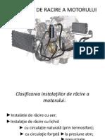 Instalatia de Racire a Motorului