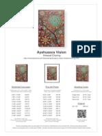 Ayahuasca Vision by Howard G Charing