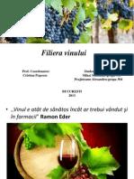 Filiera vinului