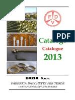 Dozio Snc Catalogo 2013