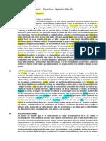 Azorín - El político - Capítulos 20-30 - Presente subjuntivo-Pretérito indefinido.docx