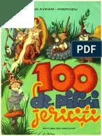 Avram Andrasiu Felicia 100 de Pitici Fericiti